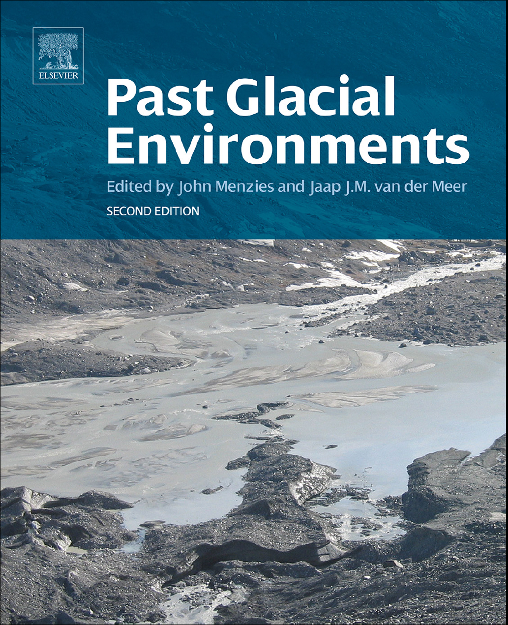The second edition of the book Past Glacial Environments by John Menzies &  Jaap van der Meer (ISBN: 978-0-08-100524-8) is published by Elsevier.